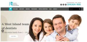 Foto de homepage Centro Dental Pierrefonds